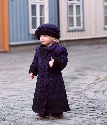 stylish winter coat for little girls