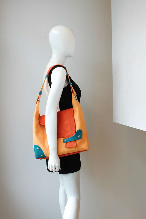 funny and colorful bag