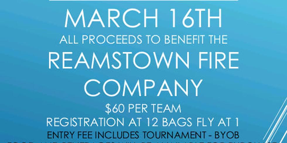 Reamstown Fire Company Cornhole Tournament