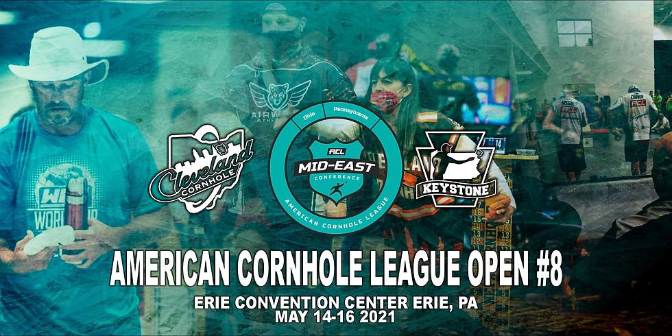 American Cornhole League Open #8