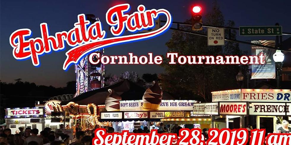 Ephrata Fair Cornhole Tournament