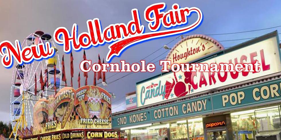 2019 New Holland Fair Cornhole Tournament