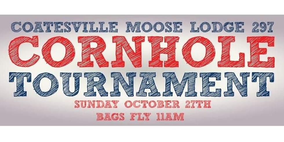 Coatesville Moose Cornhole Tournament