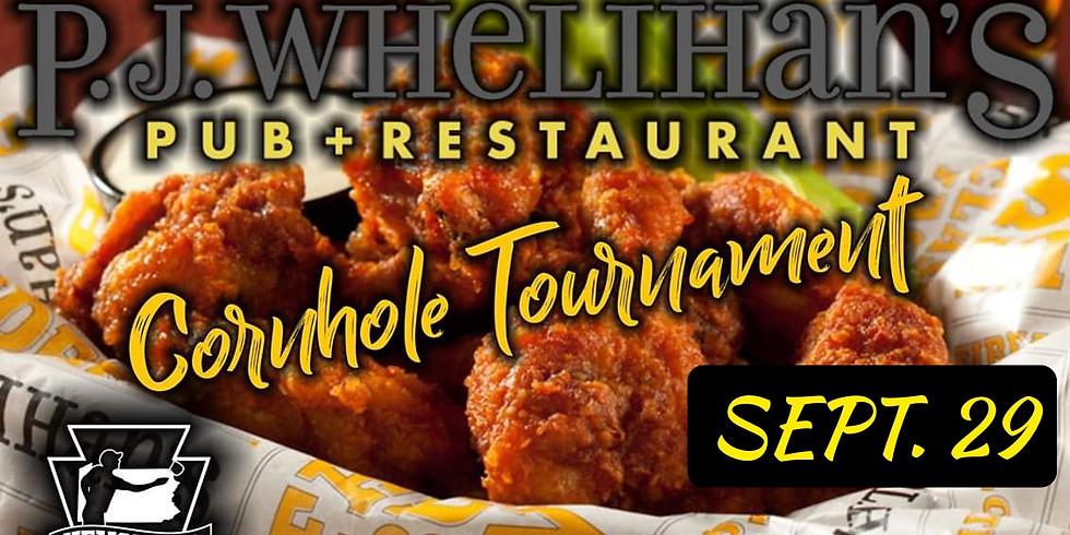 P.J. Whelihan's $1000 Guaranteed Cornhole Tournament