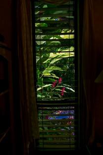 Outdoor Lighting from Inside