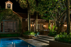 Lighting for Outdoor Entertaining Areas
