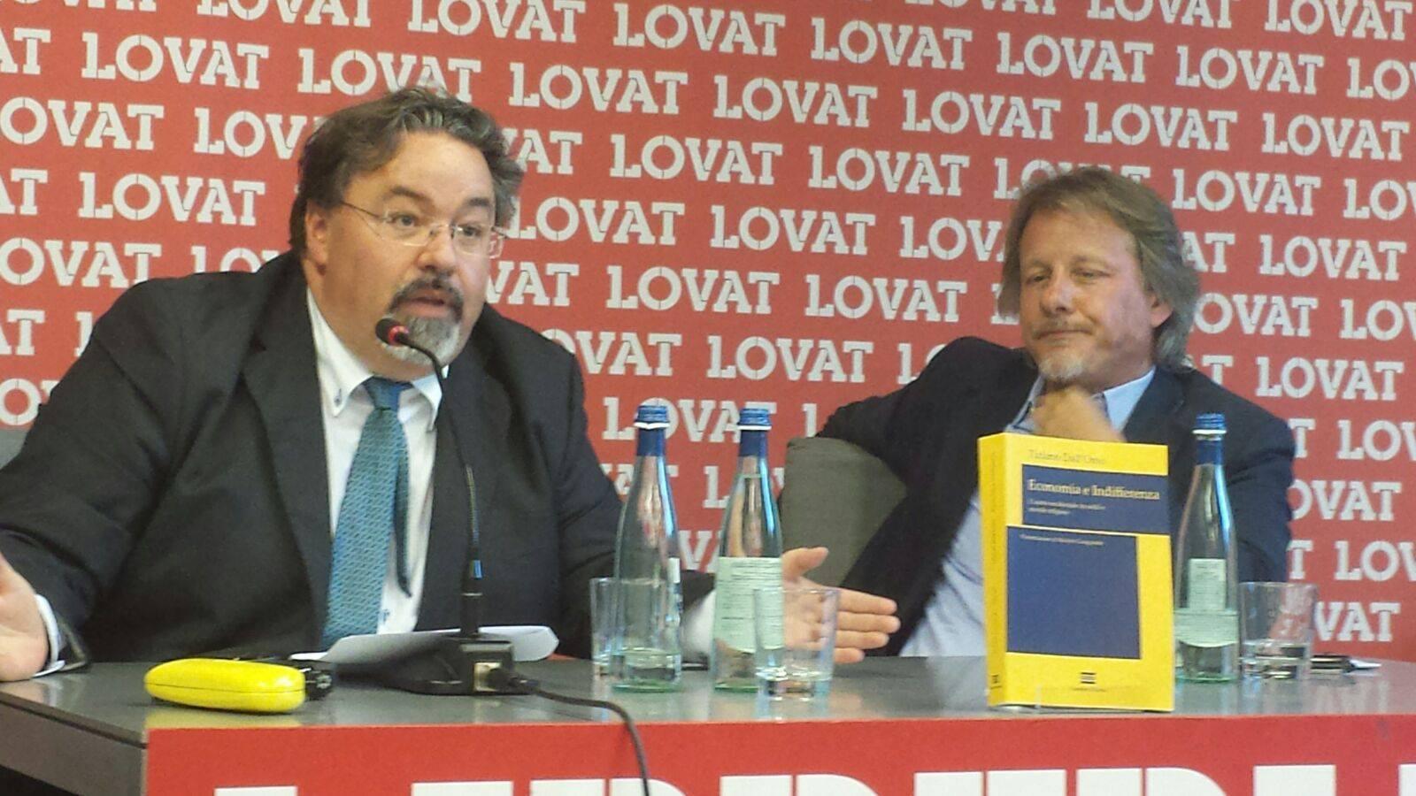 Presentazione del libro Economia e Indifferenza a Treviso