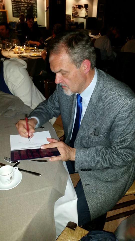 Ancora autografi per Fioravanzi