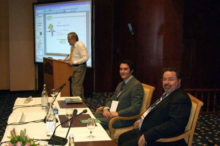 A Tunisi relatore al Fortronic con Leonardo Bertini