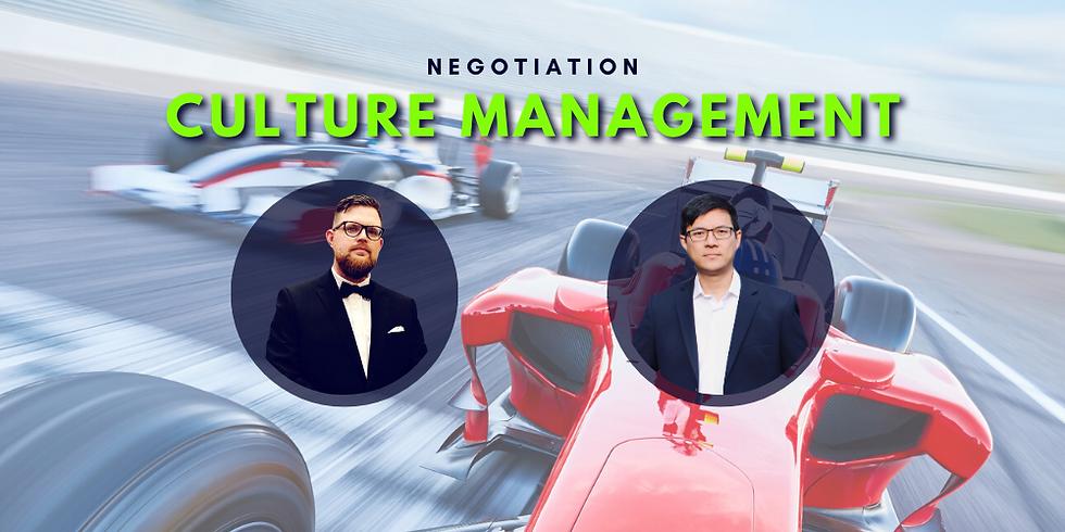Negotiation Culture Management