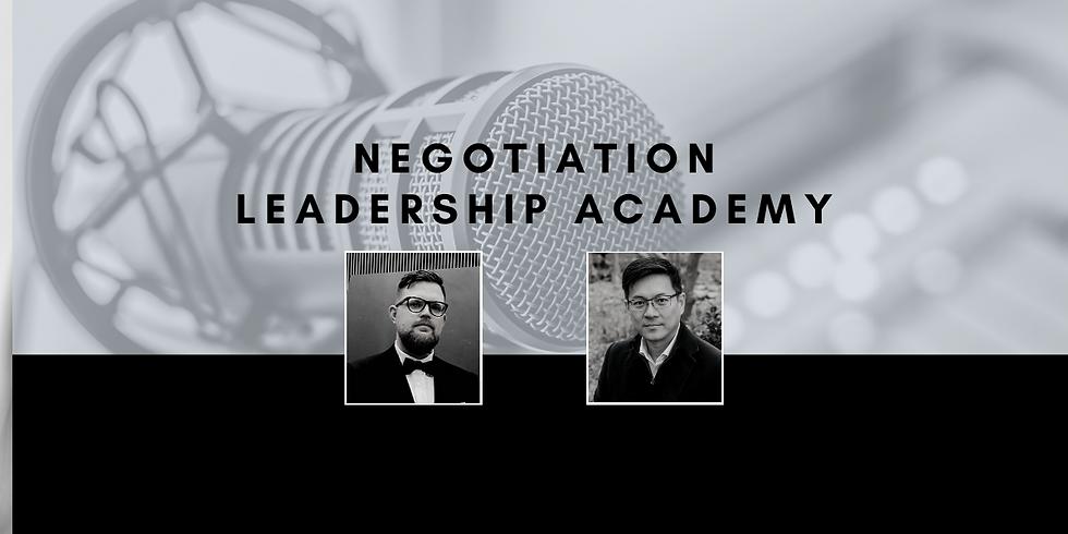 Negotiation Leadership Program 2020