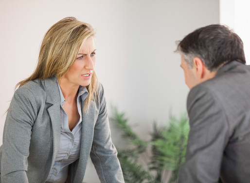 The Breaking Point: What to do when business partners can't get along