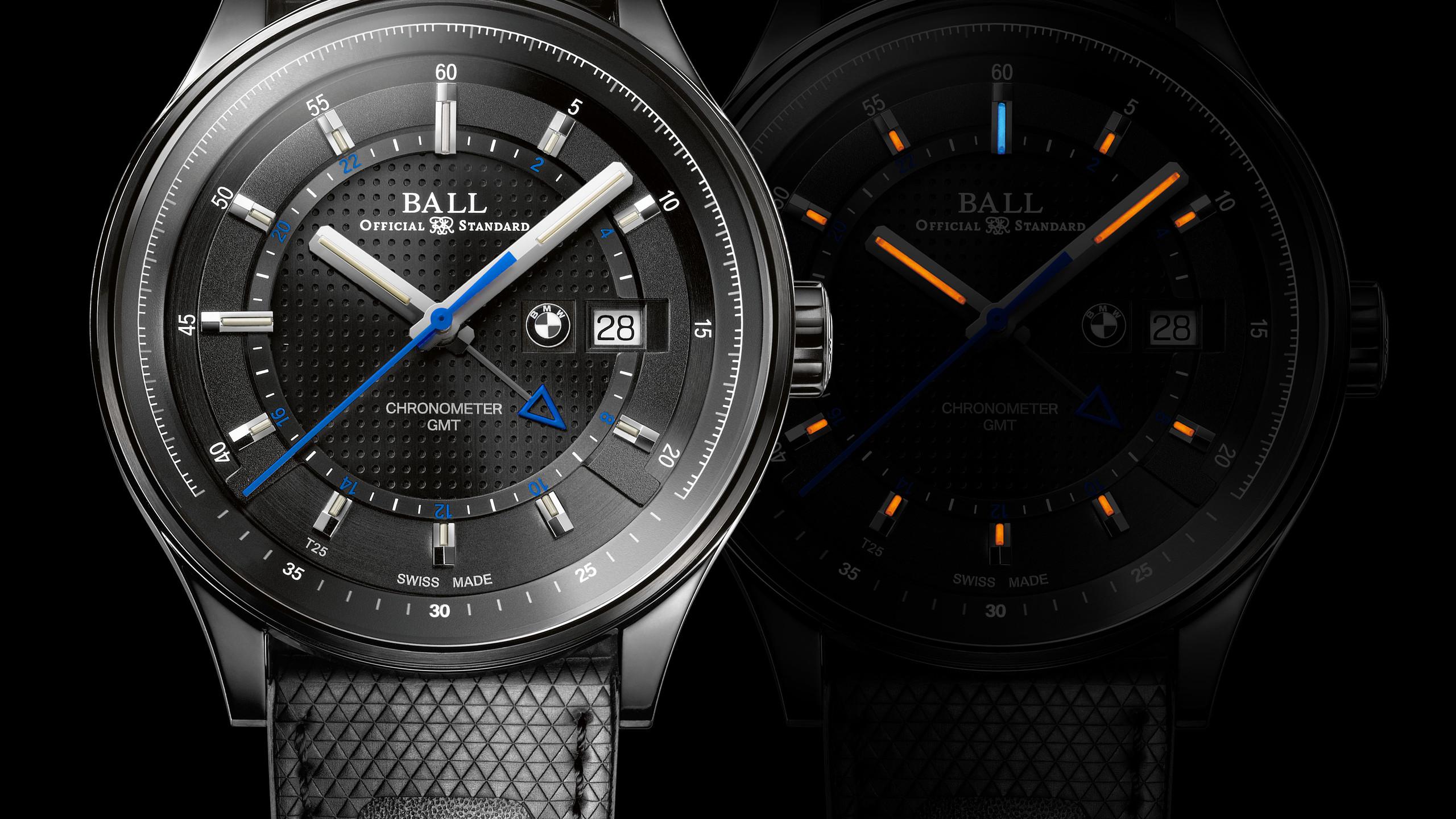 BALL FOR BMW GMT CHRONOMETER