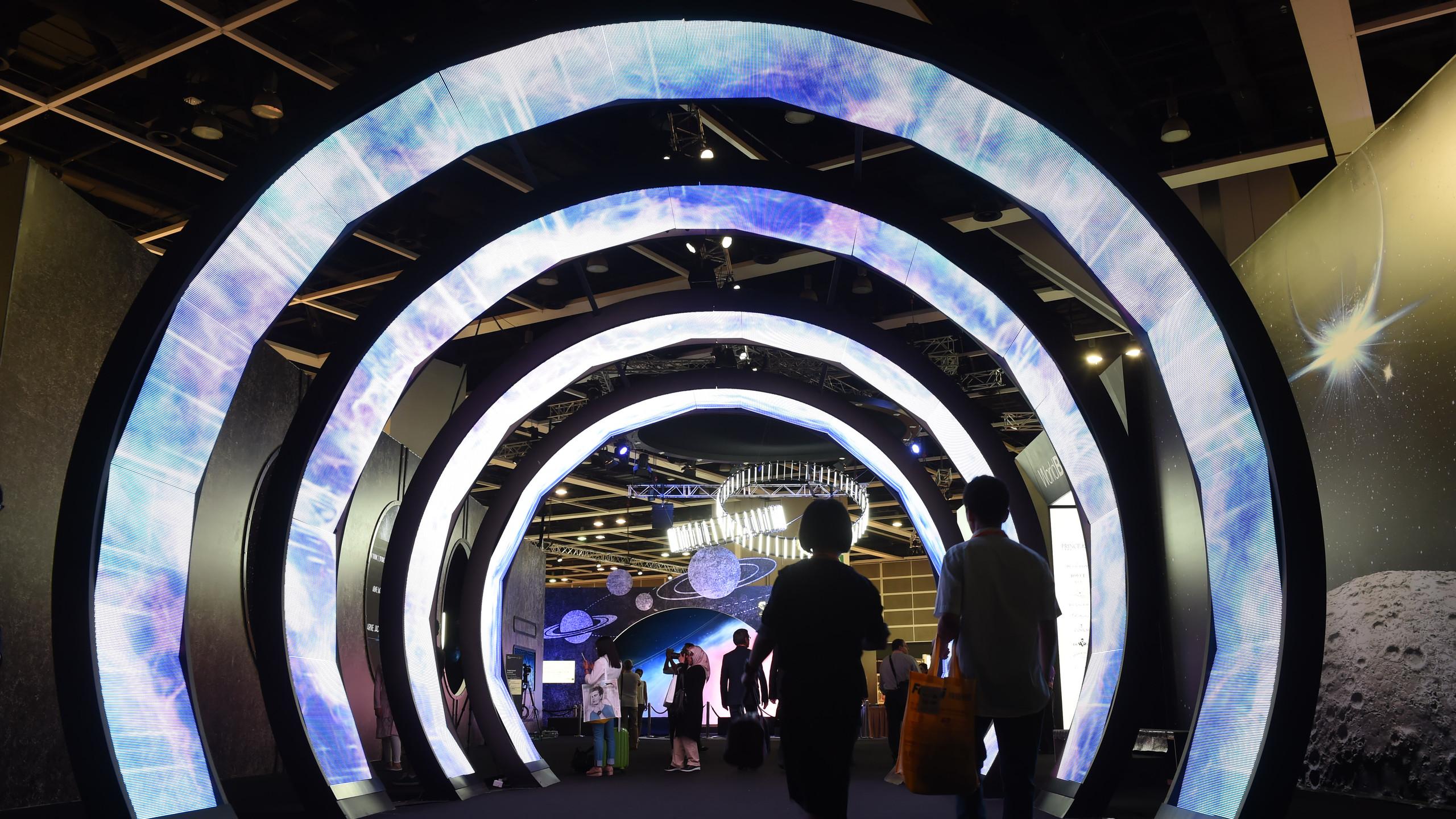 香港鐘表展2016
