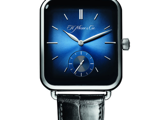 H.MOSER & CIE, THE SMART S