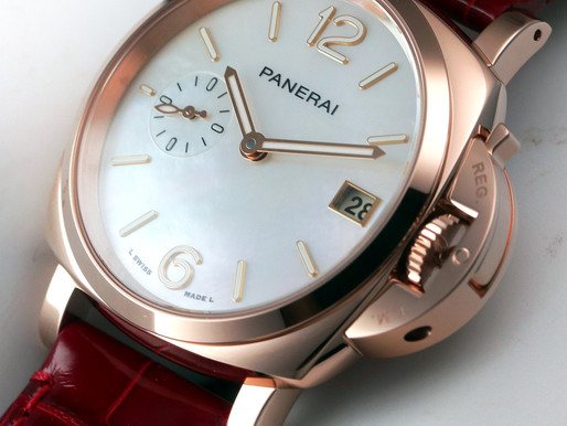 【WATCHES & WONDERS 2021】PANERAI 上海W&W2021 兩款新錶實拍