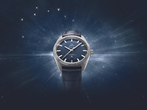 OMEGA Globemaster 世界首枚Master Chronometer