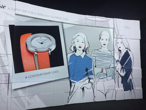 SIHH 2016: BAUME & MERCIER 男女通適
