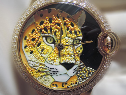 SIHH 2016: CARTIER工藝嘉年華