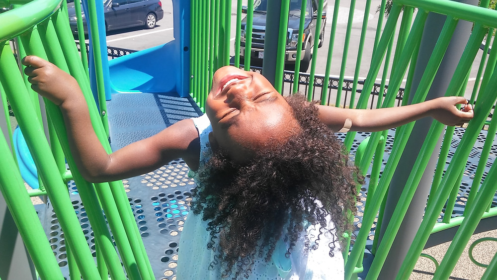 5 Must Haves For Our Girls' Curly Fro | DommiesBlessed
