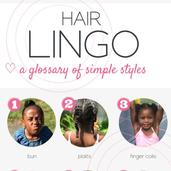 Hair Lingo | DommiesBlessed