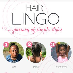 Hair Lingo | DommiesBlessed