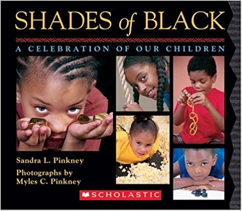 Shades of Black Book Cover