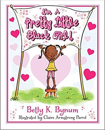 I'm a Pretty Little Black Girl Book Cover