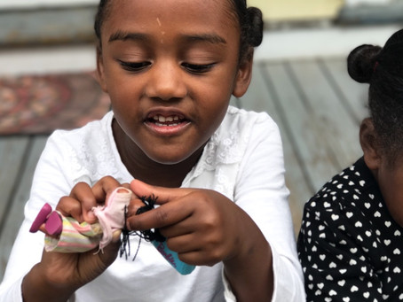 4 Reasons Bantu Knots Are Perfect For Little Girls