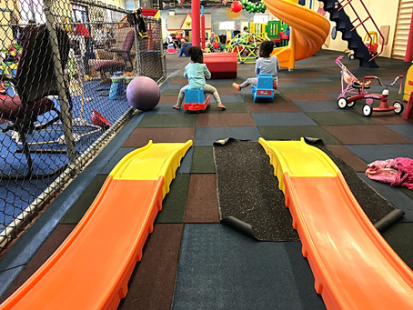 7 Reasons Our Homeschoolers Love Indoor Playgrounds