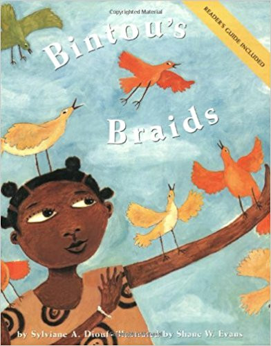 Bintou's Braids Book Cover