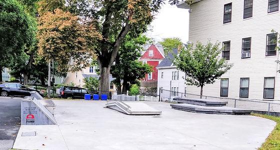 Roxbury Skate Park