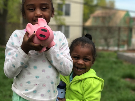 7 Ways We Are Teaching Financial Literacy to A 5 Year Old