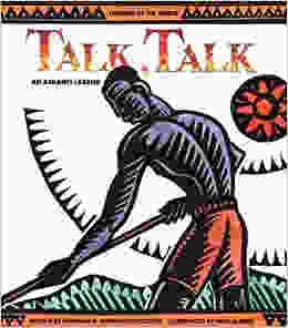 Talk, Talk An Ashanti Legend Book Cover | DommiesBlessed