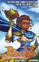 Princeless Book Cover