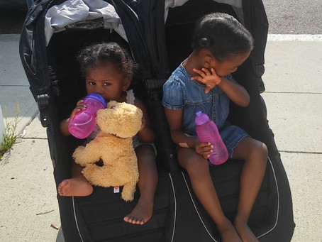 5 Reasons I Recommend A Double Stroller
