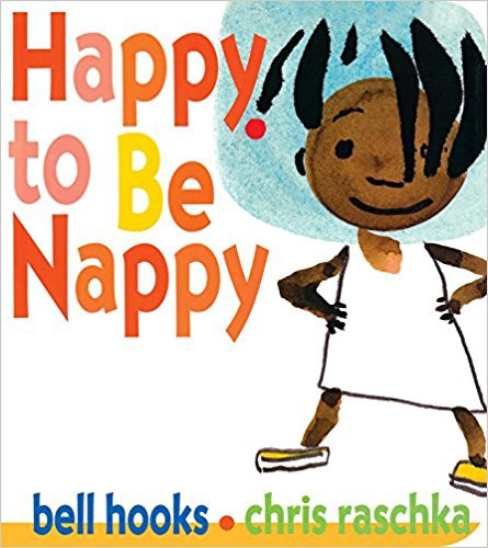 Happy to Be Nappy Book Cover