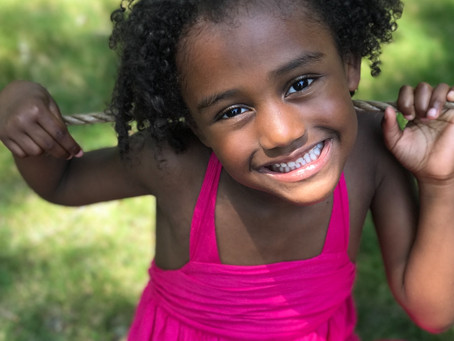 7 Of Our Go-To Summer Hair Styles For Little Girls