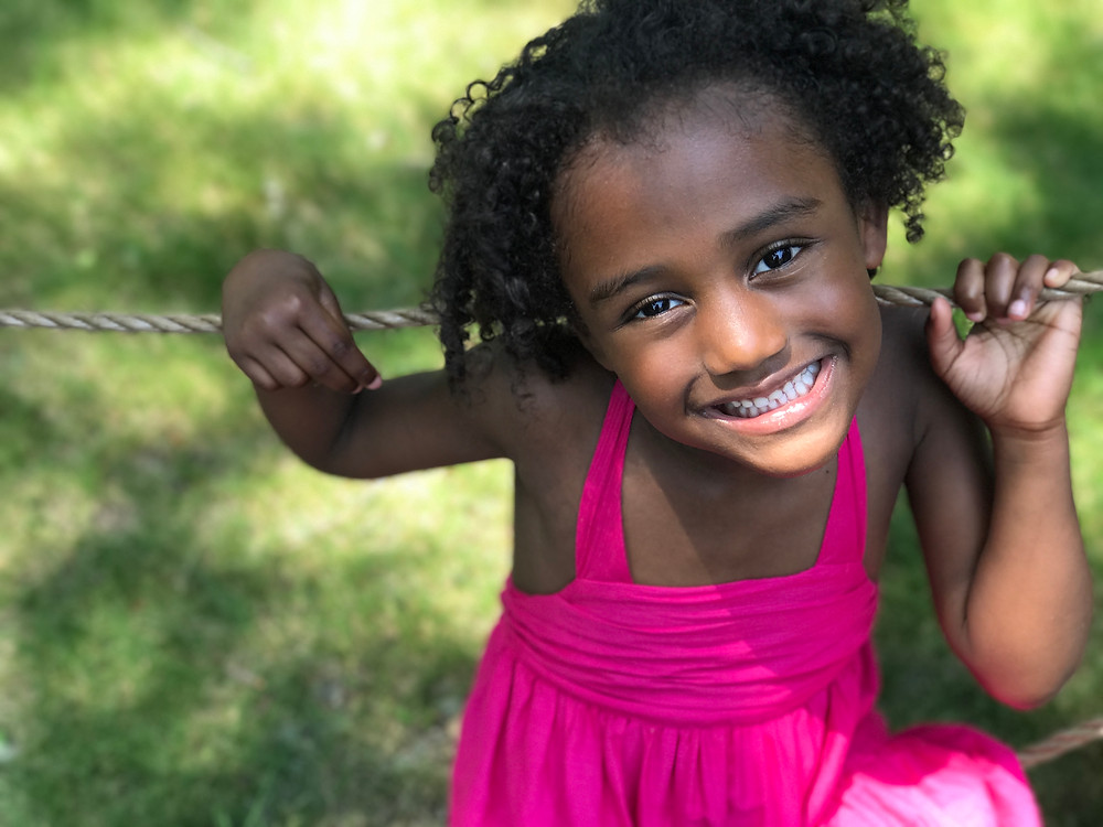 7 Of Our Favorite Summer Hair Styles For Little Girls | DommiesBlessed