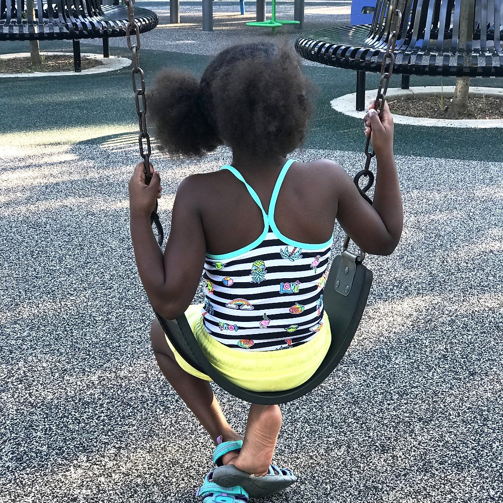 7 Of Our Go-To Summer Hair Styles For Little Girls | DommiesBlessed