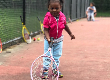 7 Things Our Homeschool Family Loves About The Franklin Park Tennis Association
