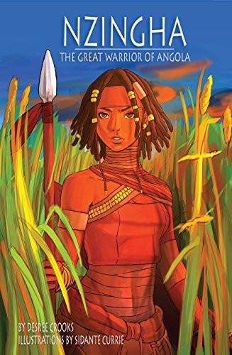 Nzingha The Great Warrior Of Angola