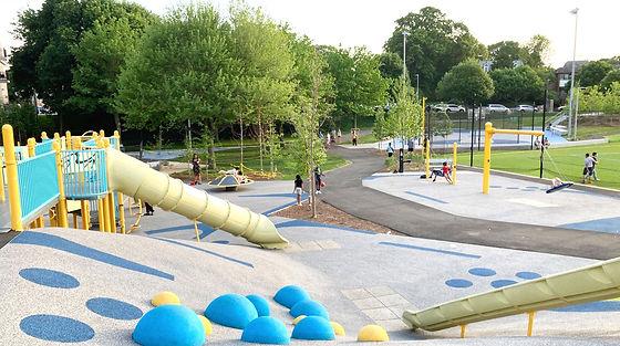 Garvey Playground