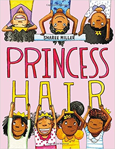 Princess Hair Book Cover