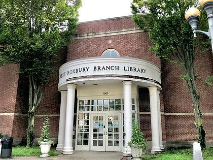 West Roxbury Branch