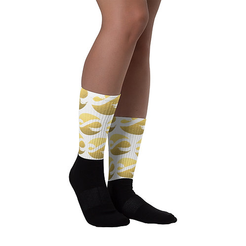 Infinity Socks (Gold)