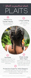 What's So Practical About Plaits | DommiesBlessed