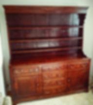 19th Century Oak Welsh Dresser