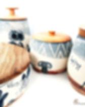 boîte céramique _ morgane thomassi