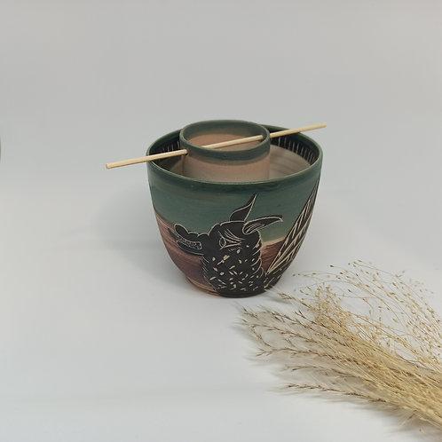 Mug Abrasax (filtre à thé non compris)